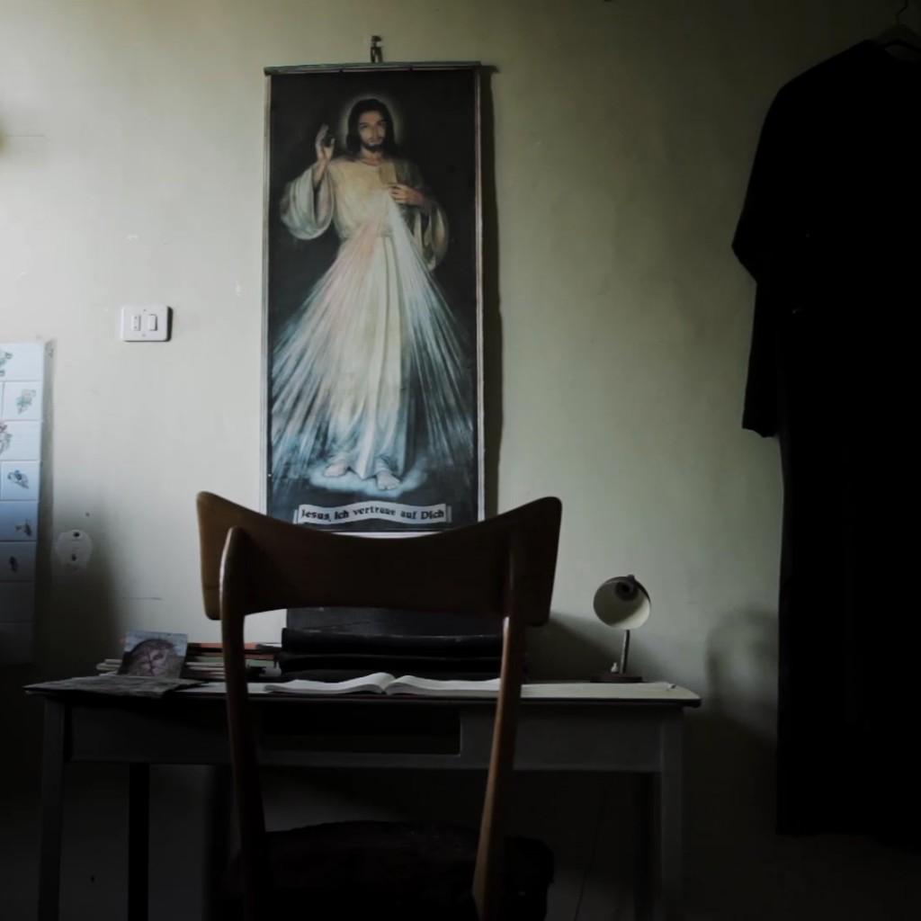 Uomini proibiti_convento abbandonato
